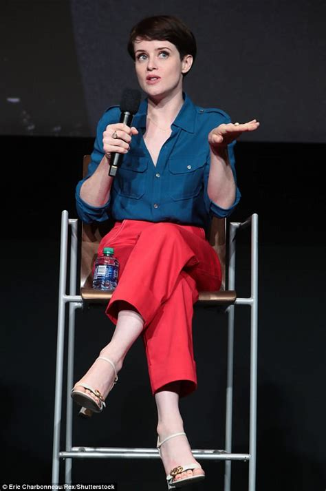 actor and actress pay gap claire foy power dresses at netflix event amid salary