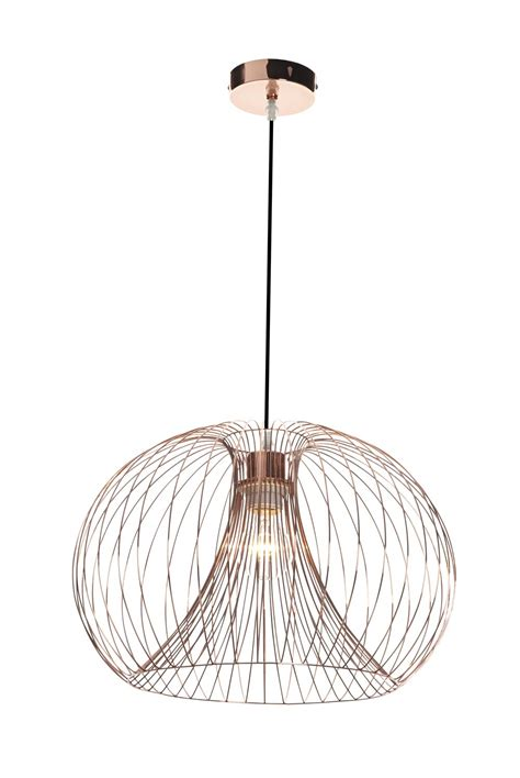 Pair Set Of 2 Modern Copper Wire Ceiling Pendant Chandelier And Pendant Light Sets