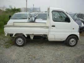Suzuki Mini Truck 4x4 Cost To Ship 2003 Suzuki Carry Mini Truck 4x4 From