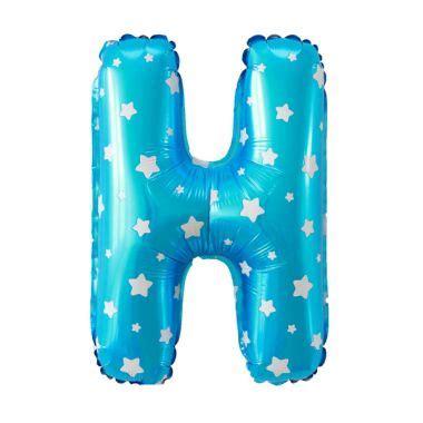 Harga Balon Huruf H by Jual Our Huruf H Biru Balon Harga