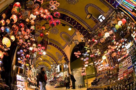 Shopping galore at Istanbul's Grand Bazaar (PHOTOS) : Places : BOOMSbeat