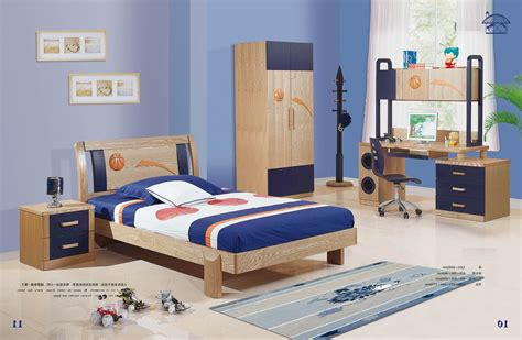 boys blue bedroom furniture kids bedroom furniture sets for boys combine wooden study