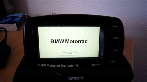 Gps Bmw Motorrad Navigator 3 by Bmw Navigator Iii Crash