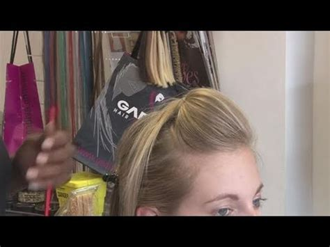 how to do bump hairstyles how to style a bump in your hair youtube
