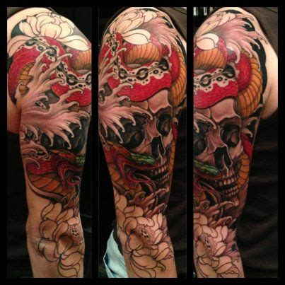 japanese tattoo belfast second sleeve best scottish and n england jap artists