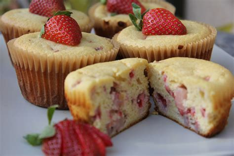 light muffins strawberry vanilla muffin almond flour divalicious recipes