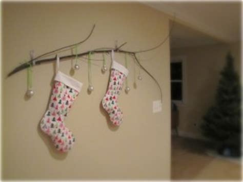 hang stockings without mantle branch the borrowed abodethe borrowed abode