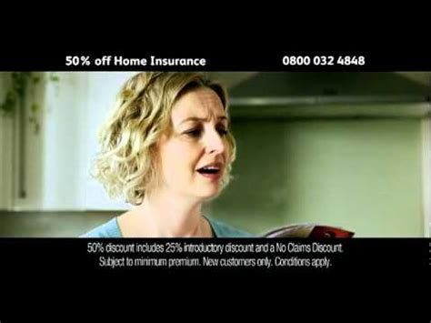 churchill house insurance churchill house sits for david bellamy home insurance ad youtube