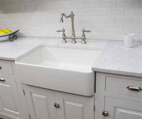 kitchen collection southton finefixtures sutton 30 fireclay sink farmhouse touches