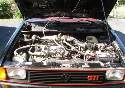 how does a cars engine work 1984 volkswagen scirocco head up display 1984 rabbit gti with only 517 miles for sale german cars for sale blog