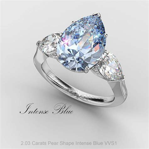 Wedding Rings Blue by Blue Wedding Rings Jemonte