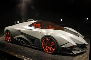 Lamborghini Egostia Lamborghini Egoista Concept Car Finds New Home In Italy