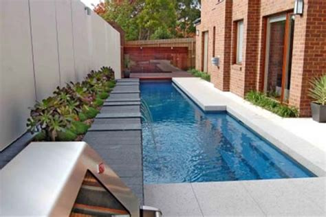 small lap pools tropical private pool tropical houses small private pool 2