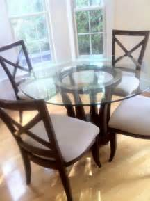 Glass Top Tables For Kitchen Glass Top Kitchen Table And Chairs Photos Ideas Kitchen Sink Divas