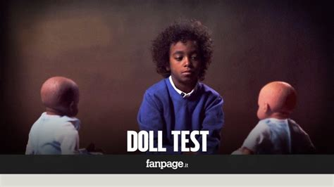 the black doll test doll test the effects of racism on children eng