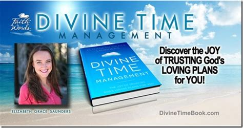 divine time management the joy of trusting god s loving plans for you ebook thank you for spreading the word real life e 174
