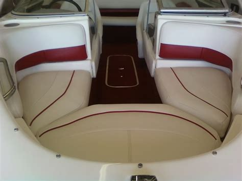Boat Upholstery Replacement by Boat Upholstery Canvas Marine Services