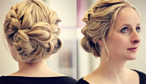 Bridesmaid Hairstyles Updo by Bridesmaids Updo Hairstyles Harvardsol