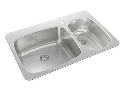 Wessan Kitchen Sinks Wessan One And A Half Bowl Kitchen Sink Walmart Ca