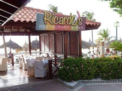 ricardos steak house ricardo s at aruba beach club picture of ricardo s restaurant aruba oranjestad