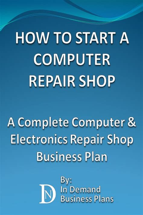 electronic store business plan completing your