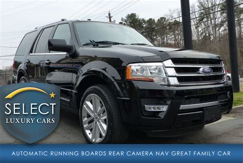 Expedition Limited used 2016 ford expedition limited marietta ga