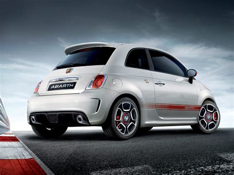 auto cars wallpapers fiat 500 abarth wallpaper
