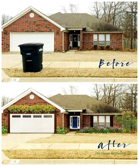 before and after home the house enthusiast before and after house makeovers