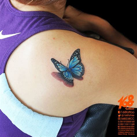 blue butterfly tattoo designs 25 best ideas about blue butterfly on