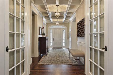 hallway door ideas hallway doors black glass and sliding exles founterior