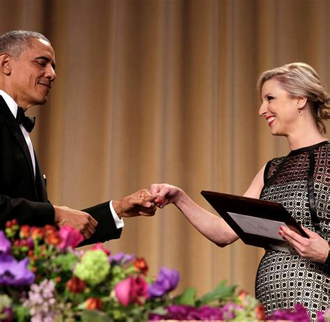 carol lee white house correspondent barack obama ein komiker dieser quarterback der freien welt welt