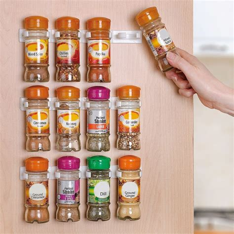 spice organizers for kitchen cabinets cabinet door spice rack quotes
