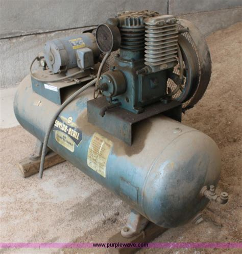 saylor beall air compressor no reserve auction on tuesday may 07 2013