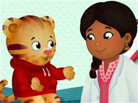 daniel has an allergy daniel tiger s neighborhood books daniel tiger s neighborhood daniel s allergy trailer