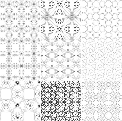 line pattern easy line patterns vector art graphics freevector com