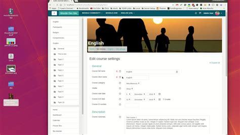 moodle theme youtube moodle 3 2 fordson theme overview official release youtube
