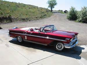 1958 chevy impala ss for sale used apple 1958 chevrolet impala for sale in