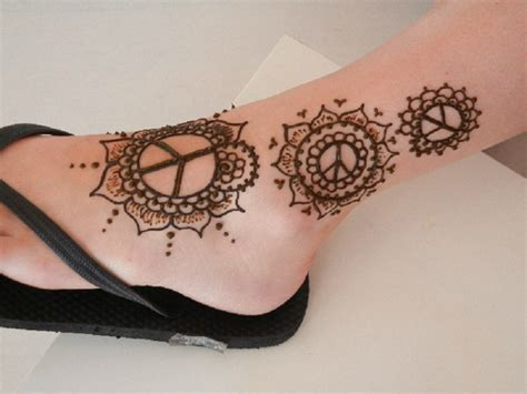 henna style foot tattoo henna tattoos trends designs 2018 2019 collection