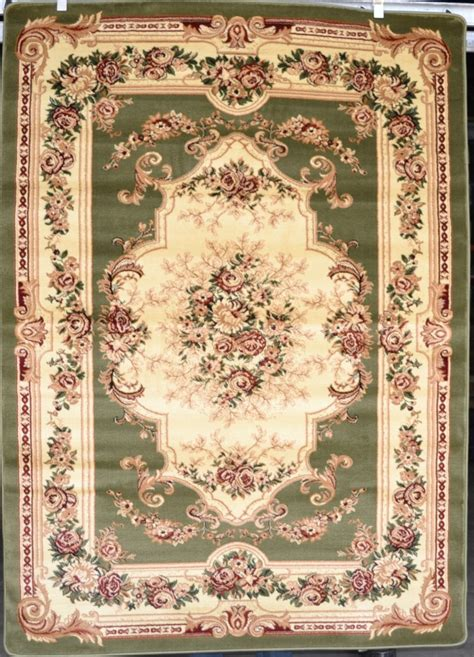 Sage Green Burgundy Floral 8x10 Area Rug Persian New 2857 Green Area Rug 8x10