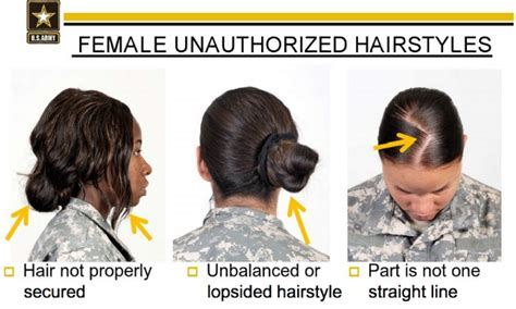 army regulation for braided hair army under fire over new grooming rules