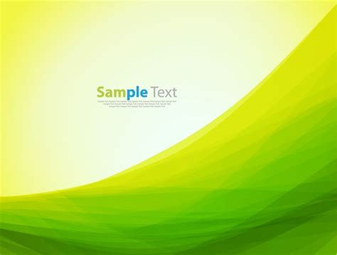 background design green and yellow abstract green yellow color background vector illustration