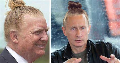 designcrowd man bun politicians man buns