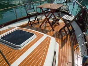 Cork Decking for Boats   SeaCork