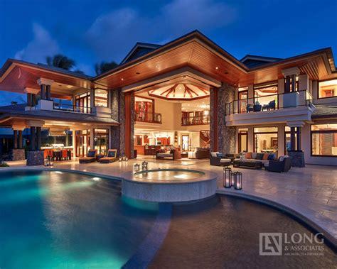 hawaiian house hawaii architects and interior design longhouse design
