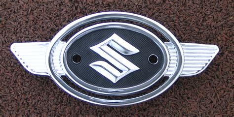 suzuki motorcycle emblem emblems for 1966 88 suzuki motorcycles