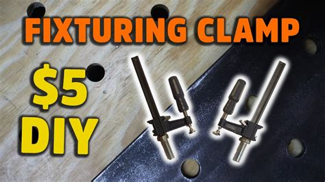 workbench clamps fixturing clamp  welding