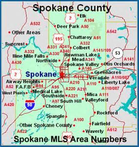 Spokane Zip Code Map by Pics Photos Spokane Zip Code Map