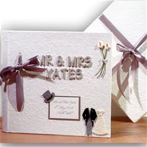 Handmade Wedding Albums Uk - personalised large wedding album review compare prices