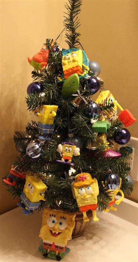 spongebob christmas tree quotes spongebob decorations www indiepedia org