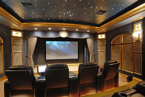 House Theatre by How To Create The Home Theater System A1 Electrical